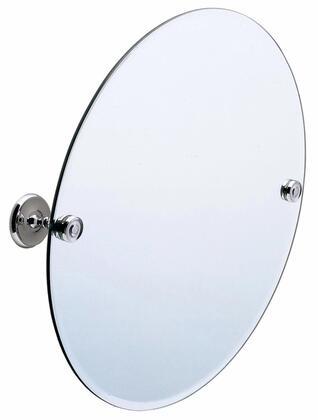 Smedbo K210  Round Portrait Makeup Mirror