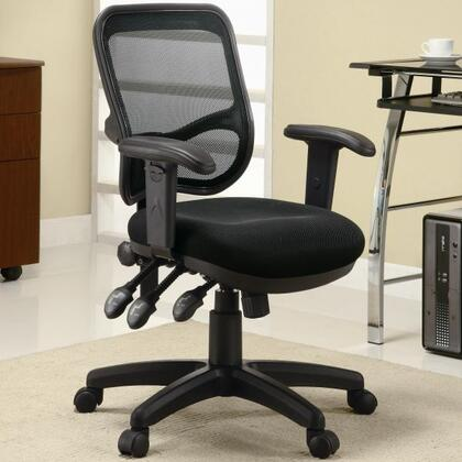 "Coaster 800019 26"" Contemporary Office Chair"