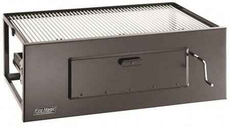 FireMagic 3339  Black Built-In Grill