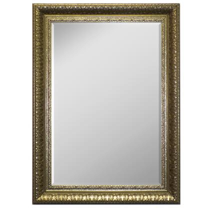 Hitchcock Butterfield 68100X Reflections Arabian Nights Silver Framed Wall Mirror