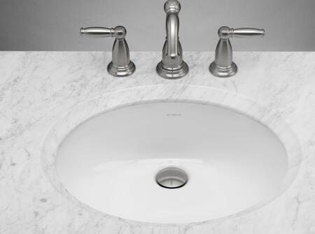 Ronbow 200513WH Bathroom Sink