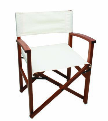 Tag 390154  Wood Frame  Patio Arm Chair