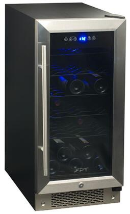 "Sunpentown WC30U 15"" Built-In Wine Cooler"