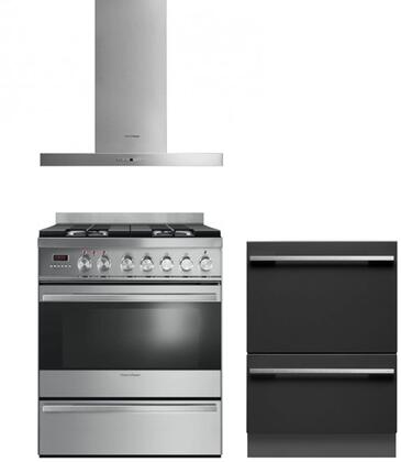 Fisher Paykel 718637 Kitchen Appliance Packages