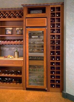 "Northland 24WCSGXL 24"" Built-In Wine Cooler, in Stainless Steel"