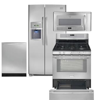 Frigidaire 294052 Professional Kitchen Appliance Packages