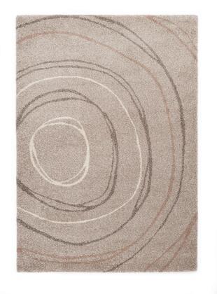 Citak Rugs 4740-025X Caledon Collection - Ripple - Light Beige