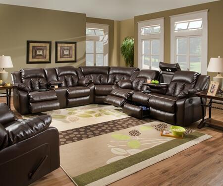 Simmons Upholstery 503256863507519SEBRINGCOFFEEBEAN Sebring