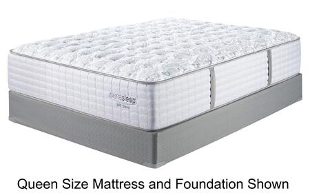 Sierra Sleep M95641M81X42 Mt Dana King Mattress Sets