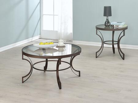Coaster 704458CE Fairhaven Living Room Table Sets