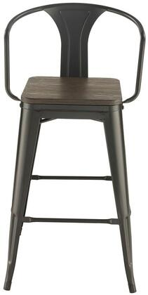 Coaster 100737 Dining Chairs and Bar Stools Series Residential Not Upholstered Bar Stool