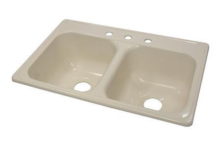 Lyons DKS02LXTB Kitchen Sink