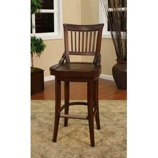 American Heritage 126755SD Liberty Series Residential Not Upholstered Bar Stool