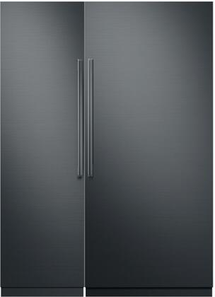 Dacor 786342 Modernist Side-By-Side Refrigerators