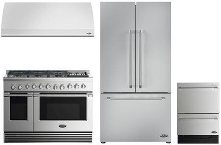 DCS 719363 Kitchen Appliance Packages