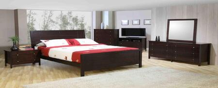 Accent HA871505BED King Beds