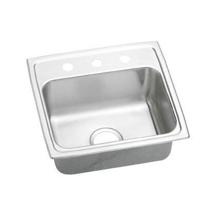 Elkay LRAD191855ROS4 Kitchen Sink