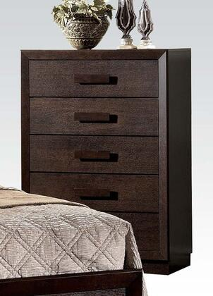 Acme Furniture 21496 Ishaan Series Wood Chest