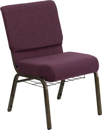 Flash Furniture FDCH02214GV005BASGG Hercules Series Fabric Metal Frame Accent Chair