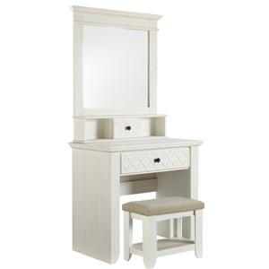 Signature Design by Ashley B256013722 Iseydona Series  N/A Drawers Vanity