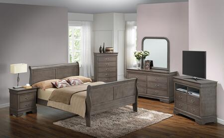 Glory Furniture G3105AQBSET Queen Bedroom Sets