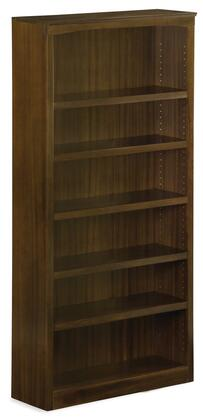 Atlantic Furniture MISSION72BSAWMission Series  Bookcase