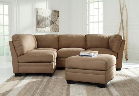 Milo Italia MI654151246208MOCH Madalyn Living Room Sets