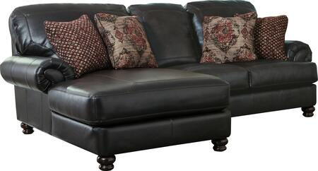 "Jackson Furniture Southport Collection 4467-75-42- 101"" 2-Piece Sectional with Left Arm Facing Chaise and Right Arm Facing Loveseat in"