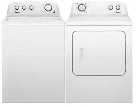 Amana AMA2PCTL28GWKIT4 Washer and Dryer Combos