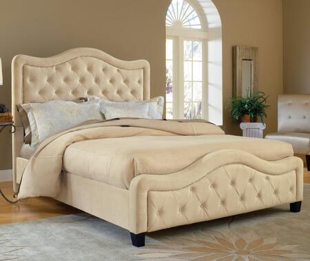 Hillsdale Furniture 1566BKRT Trieste Series  King Size Platform Bed
