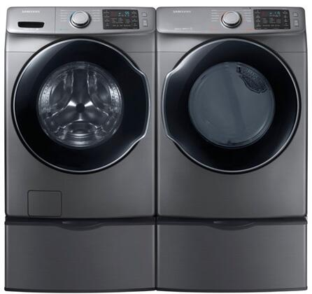 Samsung Appliance 770235 Washer and Dryer Combos