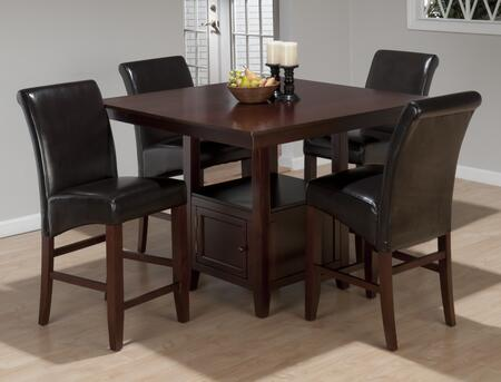 Jofran 93348TBKTSET5 Tessa Dining Room Sets