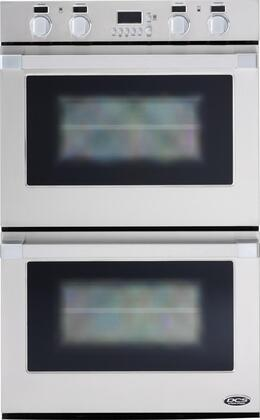 Dcs Wodu30 30 Inch Stainless Steel Electric Double Wall Convection Oven
