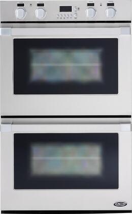 """DCS WODU30 30"""" Double Wall Oven"""