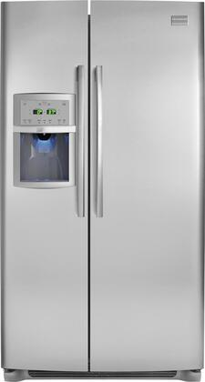 Frigidaire FPUS2686LF Freestanding Side by Side Refrigerator
