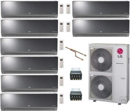 LG 705777 60000 BTU 8-Zone Mini Split System