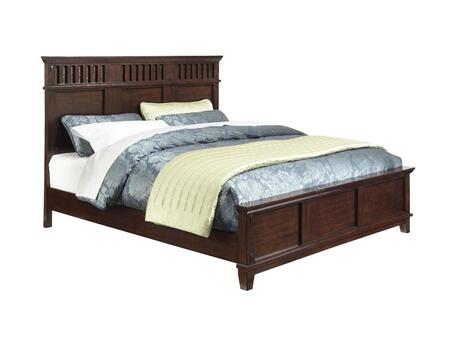 Standard Furniture 866118660286613  King Size Panel Bed