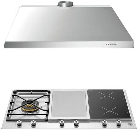 Bertazzoni 708238 Kitchen Appliance Packages
