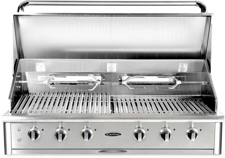 Capital CG52RBIN Built In Grill, in Silver