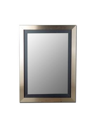 Hitchcock Butterfield 2051000 Cameo Series Rectangular Both Wall Mirror