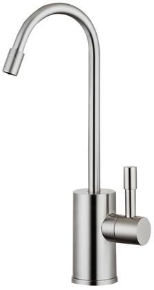 Brushed Nickel Single Lever Faucet