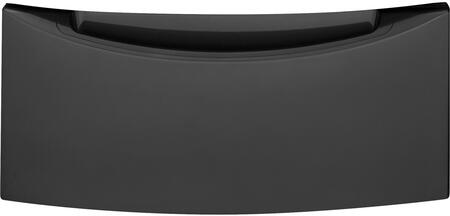 """GE GFP1328x 13"""" High Storage Pedestal For 28"""" Front Load Washer or Dryer, in"""