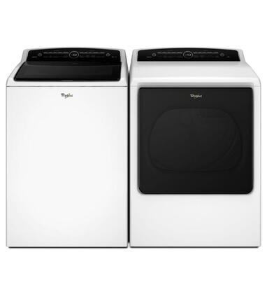 Whirlpool Cabrio Dryer, Whirlpool WGD8000DW - Appliances Connection