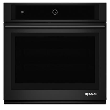 "Jenn-Air JJW2430D 30"" Single Wall Oven with Multimode Convection System, 5 cu. ft. Capacity, Rapid Preheat, and Telescoping Glide Rack, in"