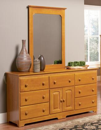Atlantic Furniture C69765 Windsor Series  Dresser