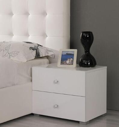 VIG Furniture VGKCLYRICANSW  Wood Night Stand