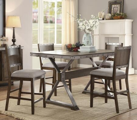Coaster 107018TC Beckett Dining Room Sets