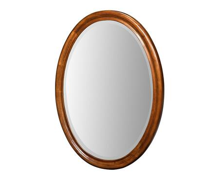 Xylem MCARLTON25BN  Oval Both Bathroom Mirror