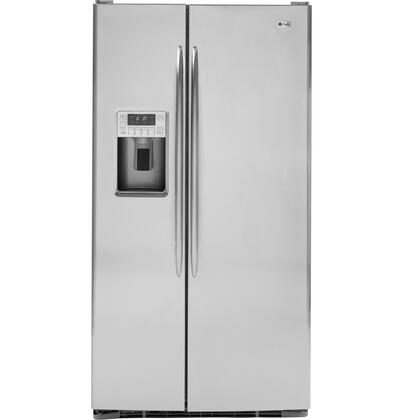 GE PSHS9PGZSS Freestanding Side by Side Refrigerator