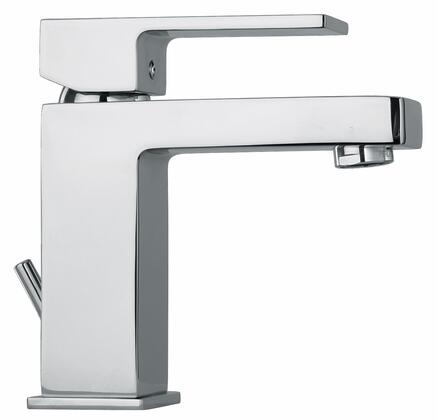 Jewel Faucets 12211XX Single Lever Handle Lavatory Faucet With Linear Matched Spout